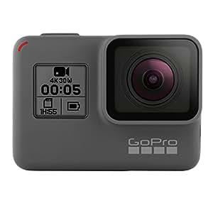 GoPro HERO5 Black 运动摄像机 4K高清 语音控制 防抖防水