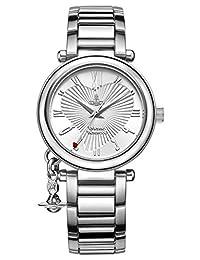 Vivienne Westwood 薇薇安维斯特伍德 英国品牌 石英手表 女士腕表 VV006SL
