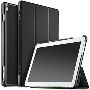 IVSO 华为荣耀 WaterPlay 10.1/dtab d-01K 平板电脑保护套,华为* WaterPlay 10.1/dtab d-01K 平板电脑超薄智能保护套。