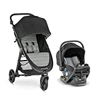 Baby Jogger City Mini GT2旅行系统,石灰色