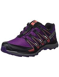 Salomon 萨洛蒙 女 越野跑鞋 XA LITE GTX W GRAPE JUICE/Acai/PHANTOM L39332400