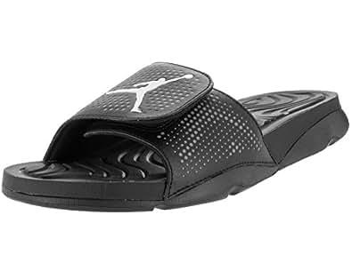 NIKE 男士 Jordan Hydro 5 凉鞋 Cool Grey/White/Black 9 M US