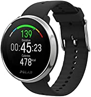 POLAR Ignite Fitness Watch with Advanced Wrist-Based Optical Heart Rate Monitor, Training Guide, GPS, Waterpro