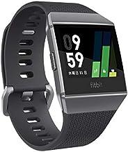 Fitbit 智能手表 iONIC 搭載GPS iOS/android對應 電池壽命長達5天 記錄睡眠 記錄步數和距離及卡路里 防水50米 來電/短信/應用(LINE / Twitter / Facebook)注意24小