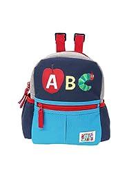 日本育儿 饥饿的毛毛虫 带*带 儿童背包 ABC