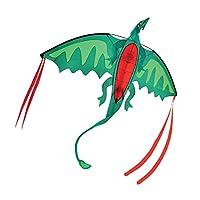 Melissa & Doug 带翅膀飞龙形状儿童风筝