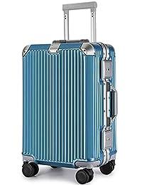 JamayZeyliner 佳美吉利亚 铝镁合金框PC箱出国旅行箱拉杆箱登机箱托运箱万向轮6016