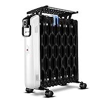 先锋 油汀取暖器13片家用速热电暖器油丁暖气片节能热浪省电烤火炉 DYT-SH2