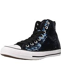 Converse 匡威女式 Chuck Taylor 全明星高帆布运动鞋