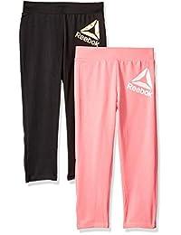 Reebok 锐步女童运动紧身裤2件套