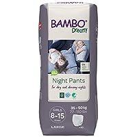 Bambo Nature Bambo Dreamy Girl 高级女生裤,8-15 岁,尺码 L/XL,3.54 千克