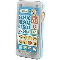 Fisher-Price 费雪 DYM80 欢笑与学习留言智能手机,小狗,多色