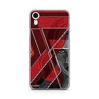 原装漫威黑寡妇002 iPhone XR 手机壳