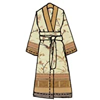 Bassetti Fong 和服棉米色S-M