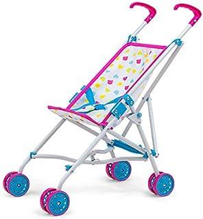 Milly Mally 5901761124934 娃娃推车 Julia Candy,粉红色