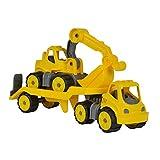 BIG Spielwarenfabrik Big-Power-Worker 系列迷你玩具