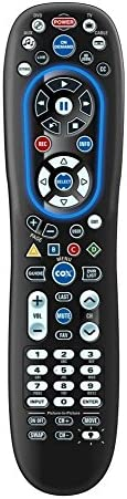Cox 定制 4 设备通用背光遥控器 - URC-8820-MOTO