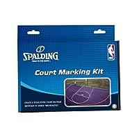 Spalding Court 标记系统
