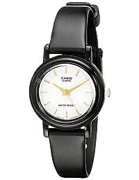 Casio Casio 女士 LQ139E-7A 经典圆形模拟手表