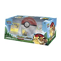 PKM: Pika & Eevee: Poke-Ball Collection Pokemon Pikachu and Eevee Pokeball