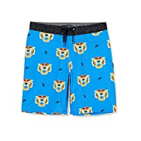 Hurley 男童 B Phtm Bengal 泳裤