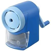 Raymay藤井 手动型削铅笔机 附带笔芯前端调节 蓝色