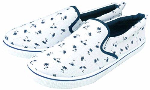 かわいい怠惰靴スニーカーパームツリーM 23〜24 cm