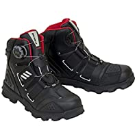RS TAICHI 摩托车鞋 黑色/白色 26.5cm 010DRYMASTER(010DRYMASTER) 匡威鞋 RSS010