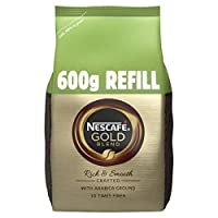 NESCAF? Gold Blend 速溶咖啡 补充装, 600 g