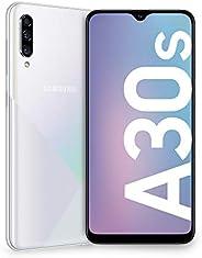 Samsung Galaxy A30s Dual SIM A307F 智能手机SM-A307FZWWITV  128 GB 白色