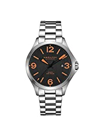 [HAMILTON]HAMILTON 手表 卡其色 机械式自动上弦 H76535131 男士 【正规进口商品】