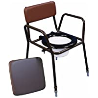 Aidapt Norfolk Adjustable Commode Chair by Aidapt