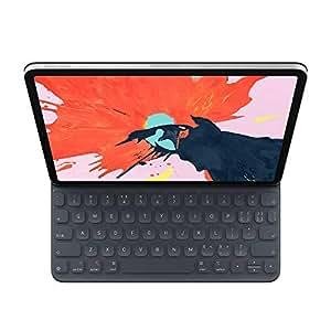 """【如需购买可关注天猫""""顺电旗舰店""""】Apple 适用于 11 英寸 iPad Pro 的键盘式智能双面夹 - MU8G2CH/A 中文 (拼音) 全尺寸键盘 保护盖 保护壳 可开专票"""