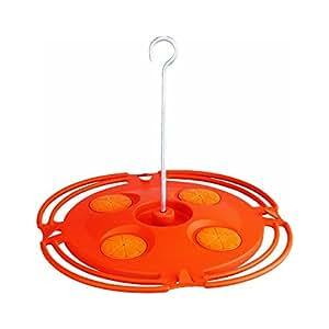 Opus 467-3 16 盎司塑料 Oriole 喂食器 * 米色 OPUS467