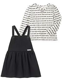 Calvin Klein 女童 2 件套连衣裙