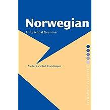 Norwegian: An Essential Grammar (Routledge Essential Grammars) (English Edition)