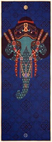yogitoes 瑜伽垫毛巾,印花