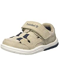 Timberland Unisex Babies' Toddle Tracks Fisherman Sandals, Brown (Pure Cashmere Naturebuck K51), 5 UK