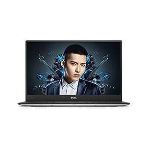 Dell 戴尔 XPS13-9360-R1705S 13.3英寸轻薄窄边框游戏笔记本电脑(i7-7500U 8G 256G SSD WIN10 无忌银)