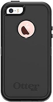 OtterBox品牌Defender iPhone 5/5s/SE保护壳 - 黑色 - 简约包装
