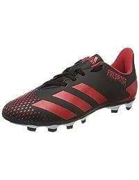adidas 阿迪达斯中性款成人 Predator 20.4 FxG J 足球鞋