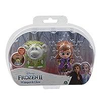 Giochi Preziosi Disney《冰雪奇缘》2《超声光》双层泡泡泡芙和安娜