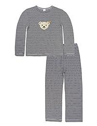 steiff 女孩00065632件套连体裤连服装套装