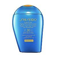 Shiseido 资生堂 Shiseido Expert Sun Aging Protection Lotion WetForce For Face & Body SPF 30 100ml/3.4oz