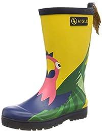 Aigle Woodypop,中性儿童雨靴
