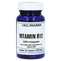 Gall Pharma Vitamin B12 GPH Kapseln, 90 Stück, 1er Pack (1 x 90 Stück)