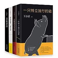 王小波杂文(套装共4册)