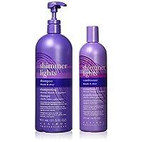 CLAIROL 微光燈光洗發水 + 護發素 (組合 DEAL) 31.5 oz. Shampoo & Conditoner