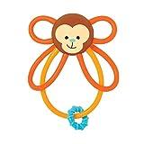 Manhattan Toy 曼哈顿玩具 Winkel 猴子摇铃和感官牙胶