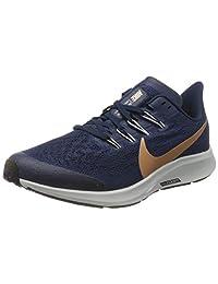Nike 耐克 中性款儿童 AIR Zoom 飞马 36 (Gs) 低帮运动鞋